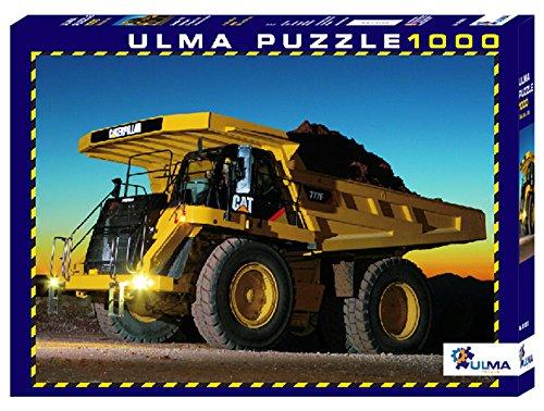 777F Off Highway Dump Truck - Puzzle (Highway Dump Truck)