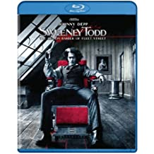 Sweeney Todd: The Demon Barber Of Fleet Street (2007) (BD) [Blu-ray] by Warner Bros.