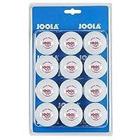 Joola 1-Star 40mm Training Table Tennis Balls - 12 Pack