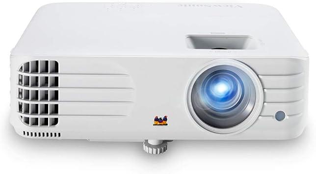 Viewsonic Px701hd 3d Heimkino Dlp Beamer Full Hd 3 500 Ansi Lumen 2x Hdmi 10 Watt Lautsprecher 1 1x Optischer Zoom Weiß Heimkino Tv Video