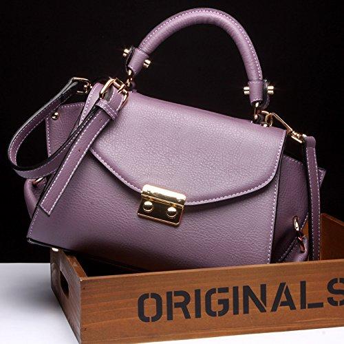 Bolso Bolso Purple taro GUANGMING77 Azul Bags Bolso Tote Cielo AHqgw
