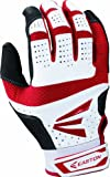 Best Easton Batting Gloves - Easton HS9 Batting Glove, White/Red, X-Large Review