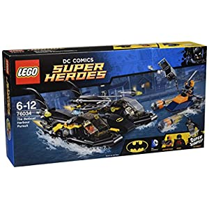 LEGO Batboat Harbor Pursuit 76034 - 51bCS1A5G5L - LEGO 76034 The Batboat Harbor Pursuit V39
