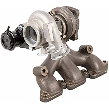 Reman Turbo Turbocharger For Volvo Volvo S80 & XC90 2.9L 2002 2003 2004 2005 - BuyAutoParts 40-30114R Remanufactured