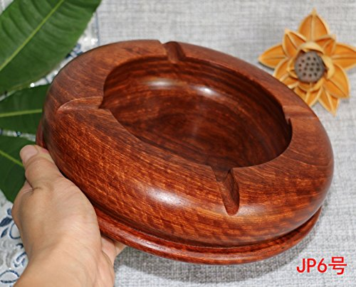 Rosewood carved ashtray,B by PINWEI