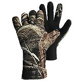 Glacier Outdoor Aleutian Full-Fingered Neoprene Fleece Lined Glove (Advantage)