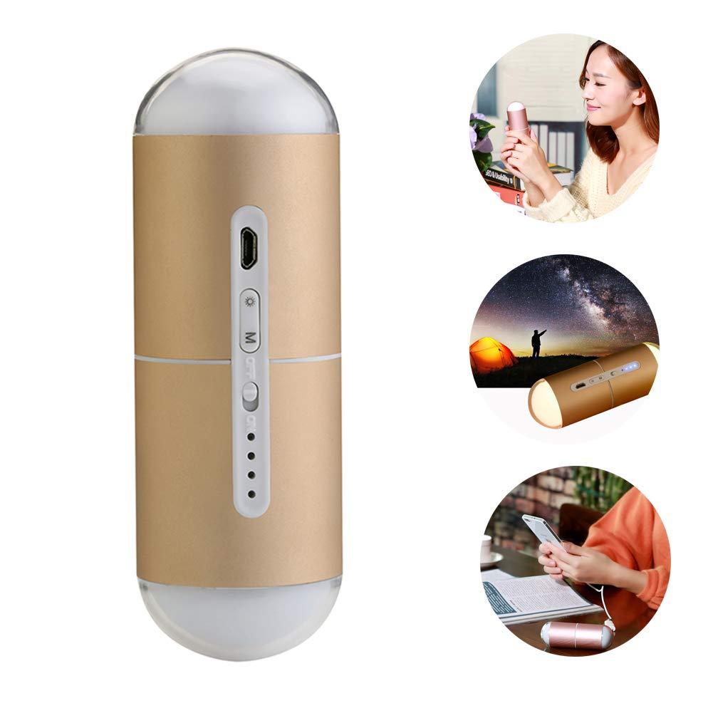 OMZBM Upgrade USB Wiederaufladbare Handwärmer Mit LED-Licht Und Sichere Explosionsgeschützte Sichern Große Kapazität Power Bank,5000Mah Für Winter Tragbare Geschenk
