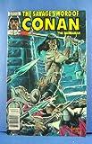 Savage Sword of Conan #131 Vol 1 1986