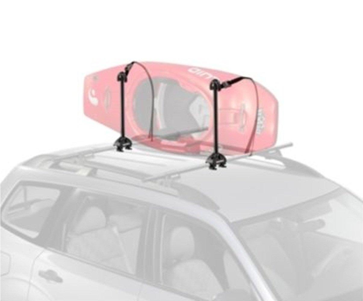 Yakima Kayak Rack Straps Stacker Rooftop Carrier w/straps / tiedowns