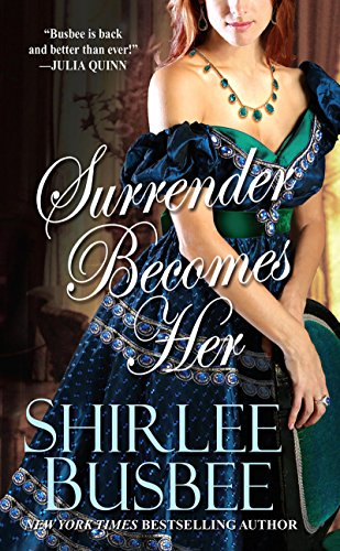 book cover of Surrender Becomes Her