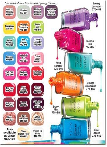 Nailwear Pro+ Nail Enamel - Nailwear Pro Nail Enamel - Sweet Mint