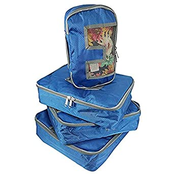 Amazon.com: Conjunto de cubos de embalaje 4pcs de viaje ...