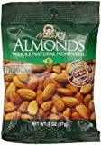 Madi K's Whole Natural Almonds, 2-Ounce Bags (Pack of 36) Review