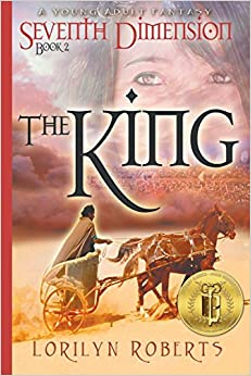 Book Seventh Dimension - The King: A Young Adult Fantasy
