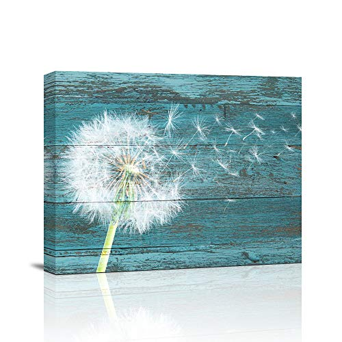 Canvas Wall Art Abstract Dandelion Life Painting 12