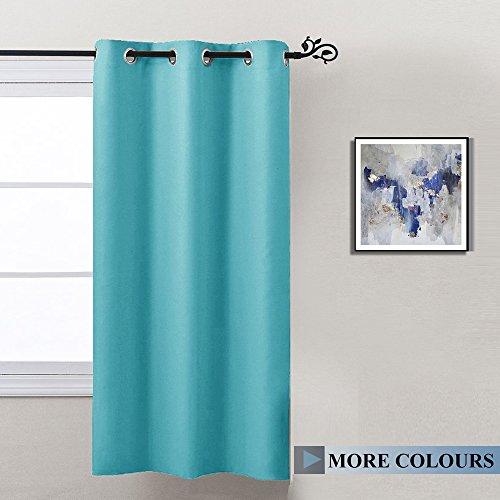 bathroom curtain panels - 7