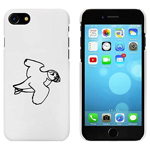 Blanc 'Voler de Macareux' étui / housse pour iPhone 7 (MC00072944)