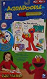 : AQUADOODLE MINI MATS: Elmos World