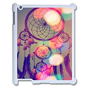 Colorful Dream Catcher ZLB528884 Customized Case for Ipad 2,3,4, Ipad 2,3,4 Case by icecream design