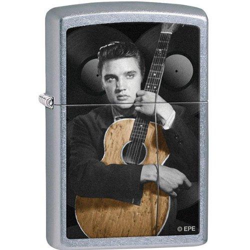 Zippo Elvis Guitar - 3