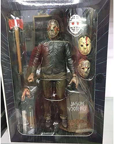 Black Friday the 13Th 1980 Edition of Jason, Deluxe Edition Figure Box