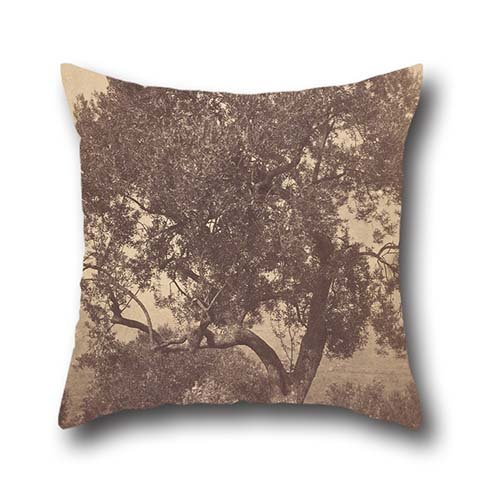 16 X 16 Inch / 40 By 40 Cm Oil Painting Sir Coutts Lindsay (British - (Oak Tree) Cushion Covers ,double Sides Ornament And Gift To Club,teens,girls,dance Room,chair,dining (Arrow Oak Chair)