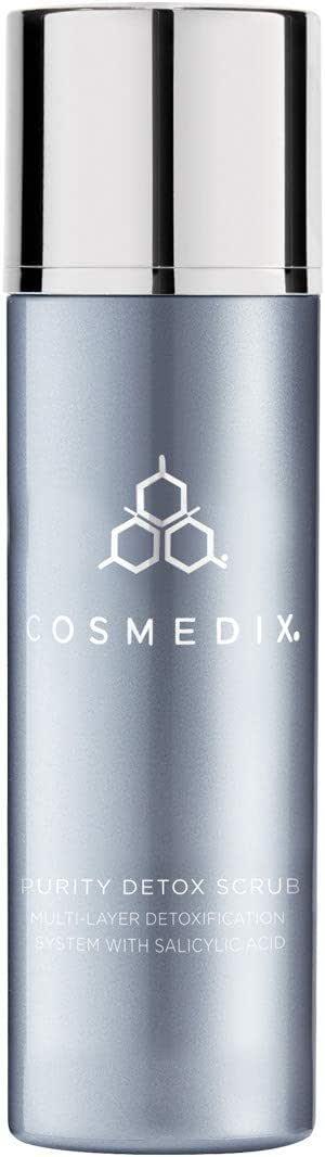 CosMedix Purity Detox Scrub for Unisex - 3 oz, 453.59 Grams