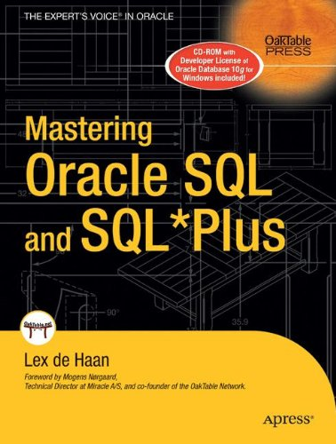 Mastering Oracle SQL and SQL*Plus by Brand: Apress
