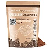 2lb Raw Organic Cacao Powder - Certified, Unsweetened Cacao for Baking, Smoothies & More - Keto Super-food for Daily Use - Made from Highly Prized Criollo Beans in Peru - NON-GMO, Gluten-Free & Vegan -  Comfify