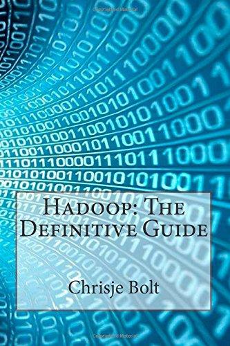 Hadoop: The Definitive Guide (Hadoop Finance)