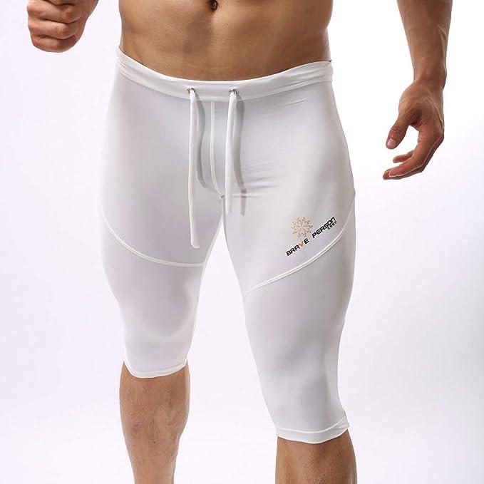 Jaysis Costume da Bagno Uomo Pantaloncino Nuoto Surf Costume Boxer Mutanda Corto Short da Mare Piscina Pantaloncini da Bagno Maschili Shorts Uomo Elastico Beachwear Asciugatura Rapida