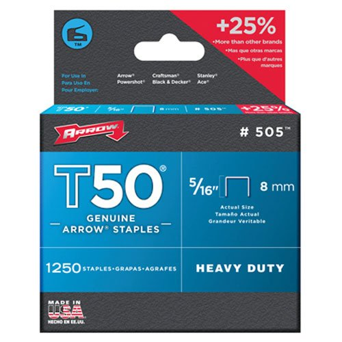 arrow-50524-5-16-inch-genuine-t50-staples-1250-pack