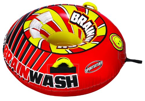 SPORTSSTUFF BRAINWASH Towable, Rope & Pump