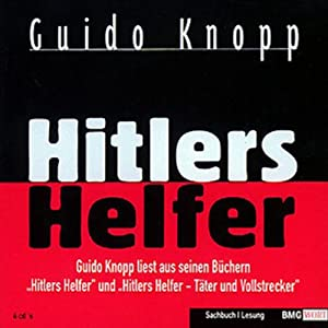 Hitlers Helfer Hörbuch
