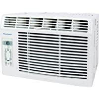 Keystone 5,000 BTU 115V Window-Mounted Air Conditioner with 'Follow Me' LCD Remote Control
