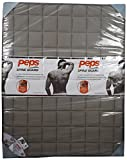 Peps King Spine Guard - Spring Mattress (Grey, 75x72x6 inches)