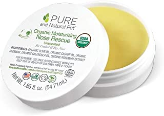 product image for Pure and Natural Pet - Organic Moisturizing Nose Rescue 1.85 oz, White (PN208)
