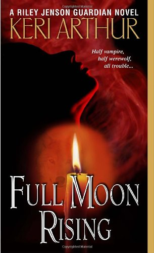 Book cover for Full Moon Rising