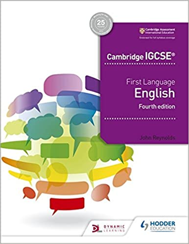 cambridge igcse first language english 4th edition john reynolds