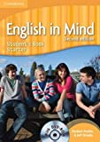 English in Mind Starter Level Student's Book with DVD-ROM, Herbert Puchta and Jeff Stranks, 0521185378