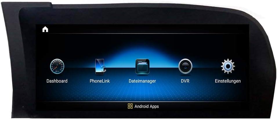 Taffio Mercedes Benz S Class W221 Android 10 25 Inch Elektronik