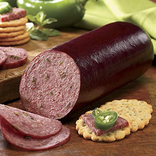 jalapeno Summer Sausage from The Swiss Colony