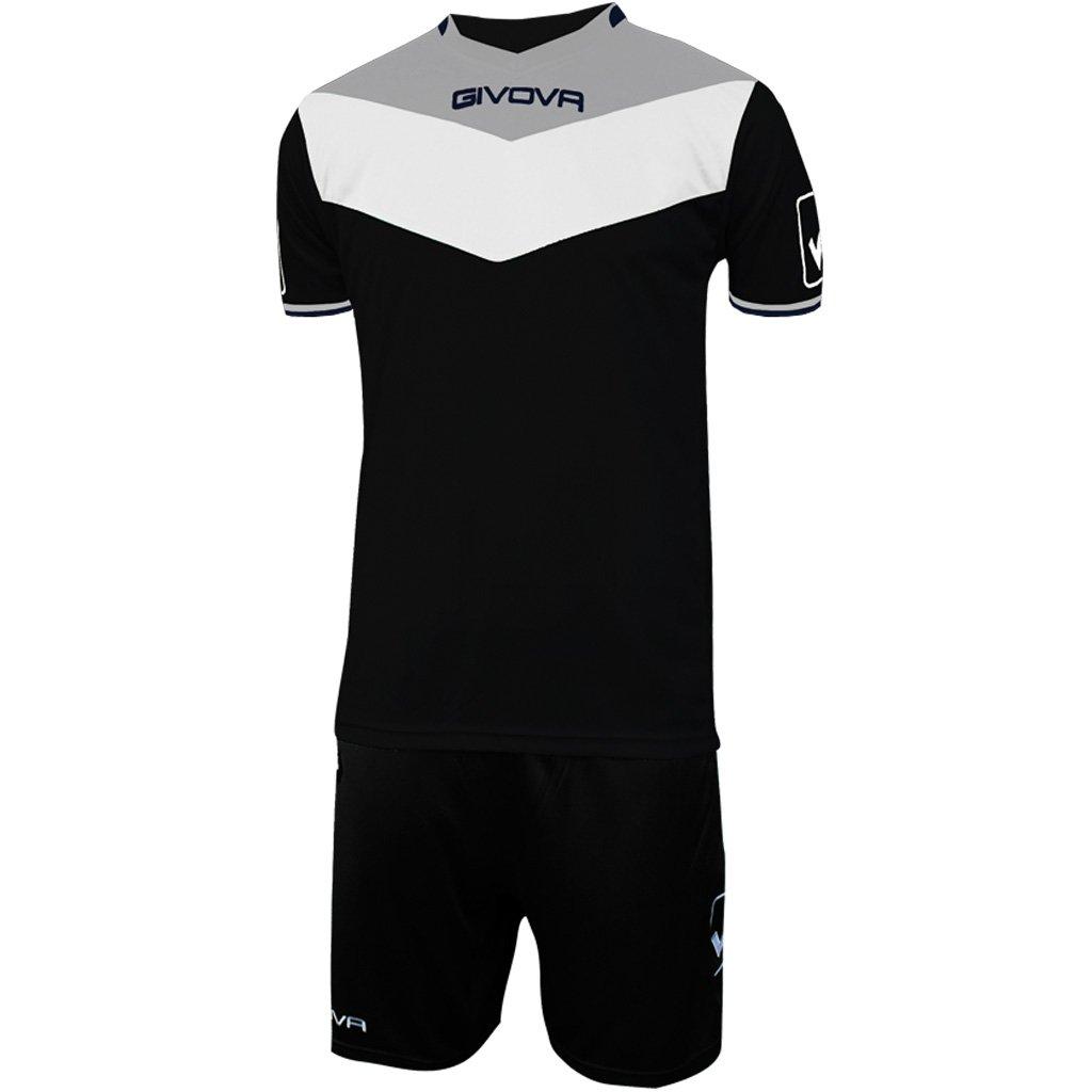 TALLA 2XL. givova Kit Campo - Kit Fútbol Unisex Adulto
