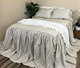 Champagne Cotton Bedspread, 100% Pima Cotton, Elegantly Refined! FREE SHIPPING