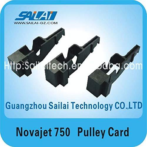 - Printer Parts Novajet 750 Series Printer Pulley Card(Plastic Material)