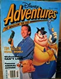 img - for DISNEY ADVENTURES (MARCH, 1993) (THE MAGAZINE FOR KIDS, TIM ALLEN TOOL DUEL, #5) book / textbook / text book