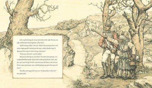 Literary Analysis of Hans Christian Andersen's 'The Tinderbox'