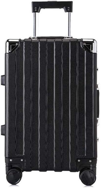 Color : H, Size : 406026cm Trolley Case Waterproof Travel Suitcase Multi-Purpose Luggage Customs Lock Holdall Suitcase Retro Boarding Hardshell Holiday Qzny Suitcase
