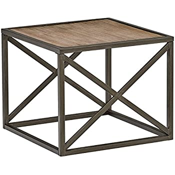 stone beam ferndale rustic side table 24 w pine kitchen dining. Black Bedroom Furniture Sets. Home Design Ideas