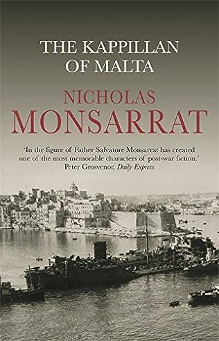 book cover of The Kappillan of Malta